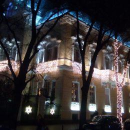 Beutiful houses in Sofia