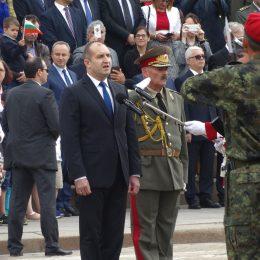 The president of Bulgaria - Radev